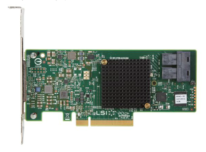 Broadcom MegaRAID SAS 9341-4i